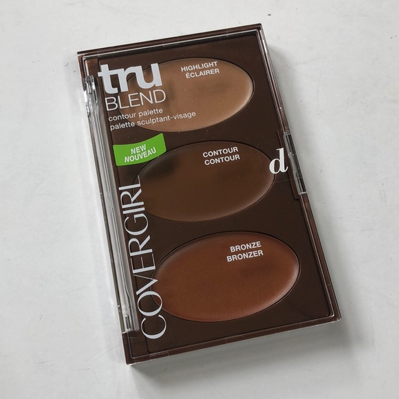 COVERGIRL Other - Covergirl Tru Blend Contour Palette